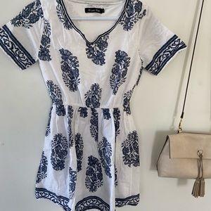Beautiful summer dress